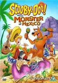 Скуби ду и монстр из мексики смотреть