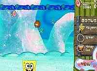 Спанч Боб: Глубоководный арканоид
